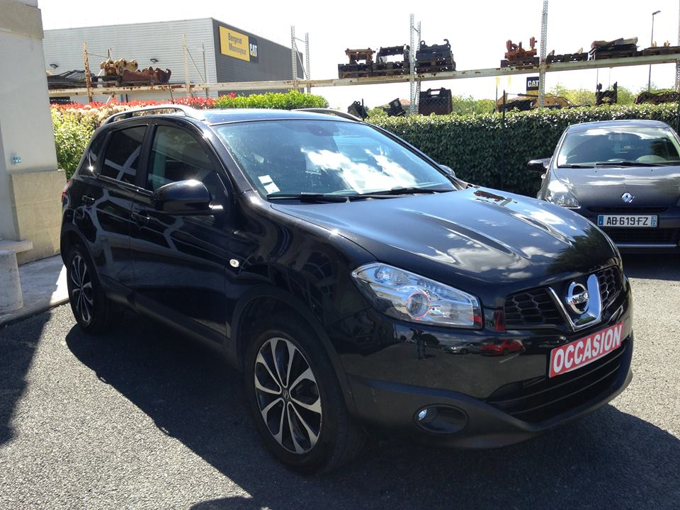 nissan qashqai 1 5 dci 110 connect edition du 73 250 kms vendu sarl auto vo. Black Bedroom Furniture Sets. Home Design Ideas