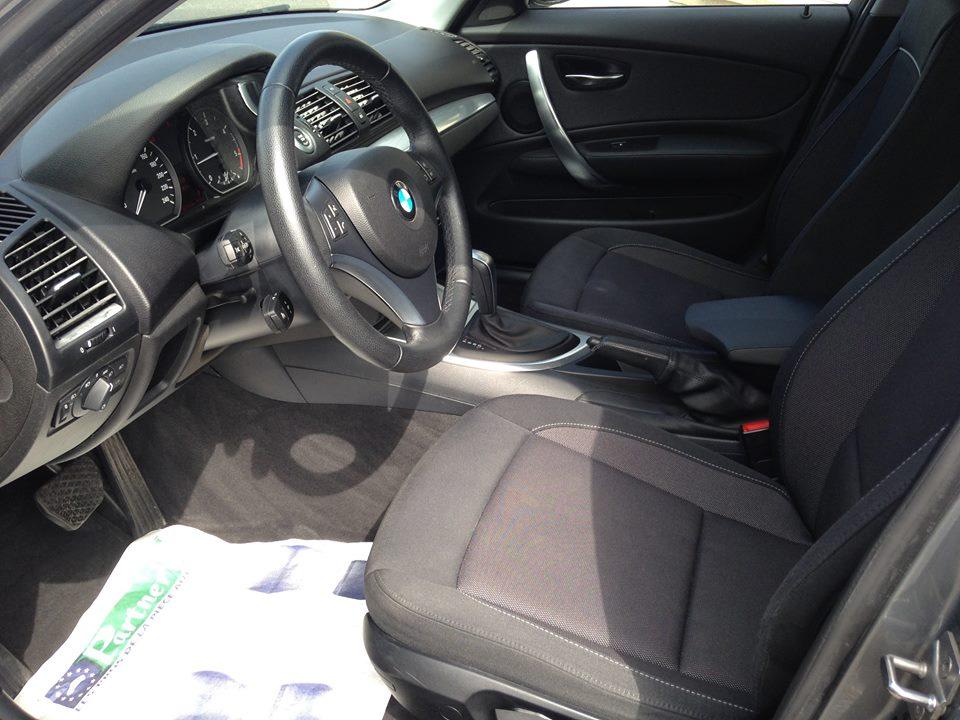bmw serie 1 e87 118 da confort du 100 250 kms vendu sarl auto vo contact. Black Bedroom Furniture Sets. Home Design Ideas