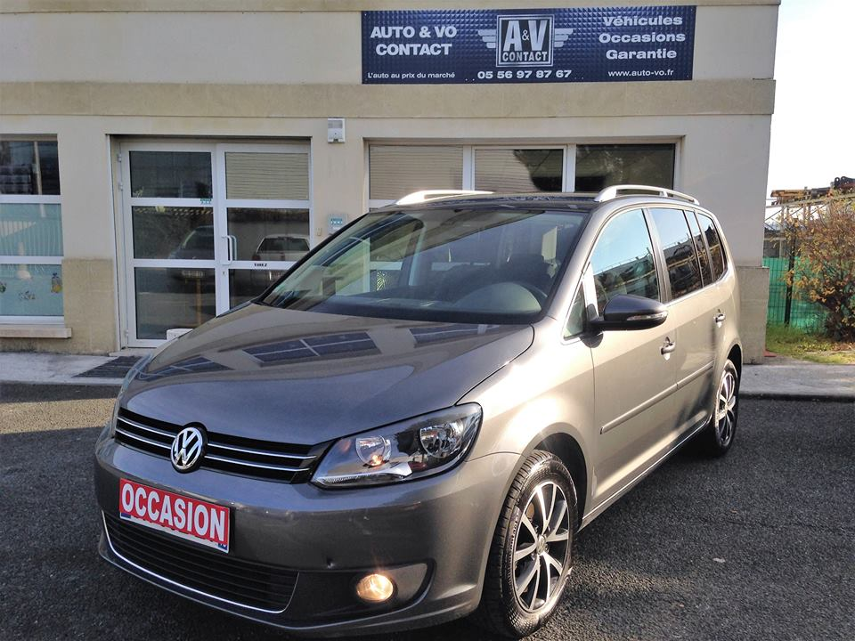 volkswagen touran 1 6 tdi 105 confortline business dsg7 du 175 350 kms vendu. Black Bedroom Furniture Sets. Home Design Ideas