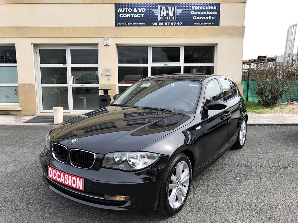 bmw serie 1 123 d e87 confort 5p du 121 200 kms vendu sarl auto vo contact. Black Bedroom Furniture Sets. Home Design Ideas