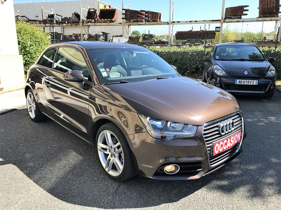 audi a1 1 4 tfsi 122 ambition luxe du 50 500 kms vendu sarl auto vo contact. Black Bedroom Furniture Sets. Home Design Ideas