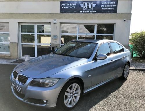 BMW SERIE 3 325 D E90 LUXE Du 13.01.2009 – 143 950 kms – VENDU