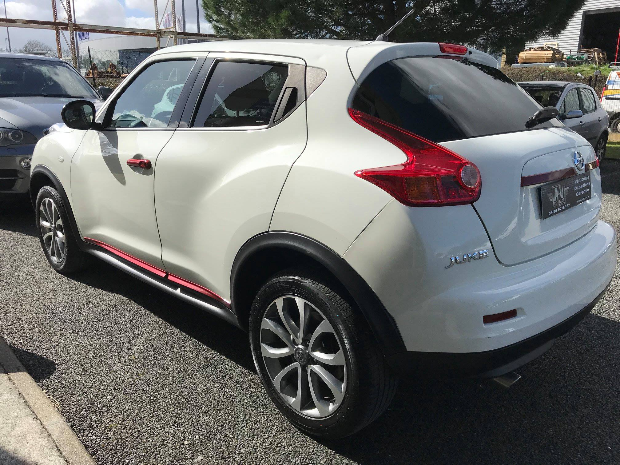 nissan juke 1 5 dci 110 tekna du 71 550 kms 11 490 sarl auto vo contact. Black Bedroom Furniture Sets. Home Design Ideas
