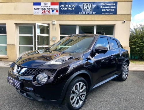 NISSAN JUKE 1.5 DCI 110 SYSTEME CONNECT EDITION Du 13.04.2015 – 104 700 KMS – 9 990 €