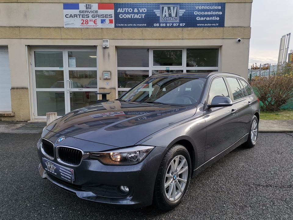 BMW SERIE 3 TOURING 320D 184 PACK BUSINESS DU 12.03.2014 – 119 400 KMS – VENDU