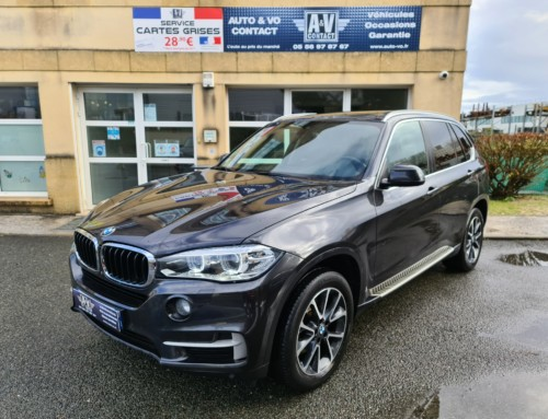 BMW X5 (F15) XDRIVE30D 258 CH LOUNGE PLUS A Du 21.07.2015 – 127 800 KMS – 29 990 €